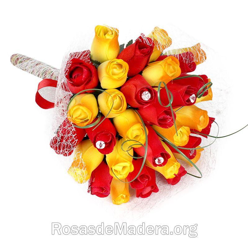 Rosas originales Sant Jordi