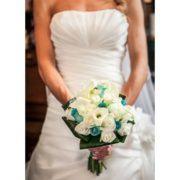 Ramos de novia rosas de madera