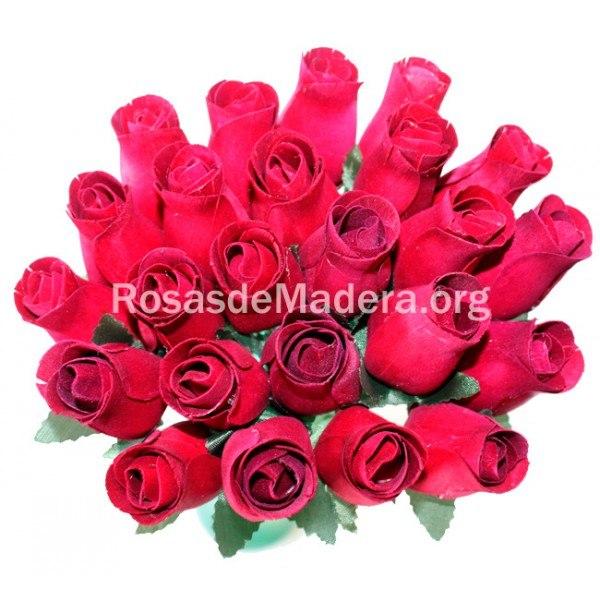 Rosa color vino