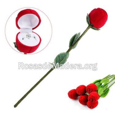 Rosa especial joyero