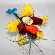 Ramo barato de rosas