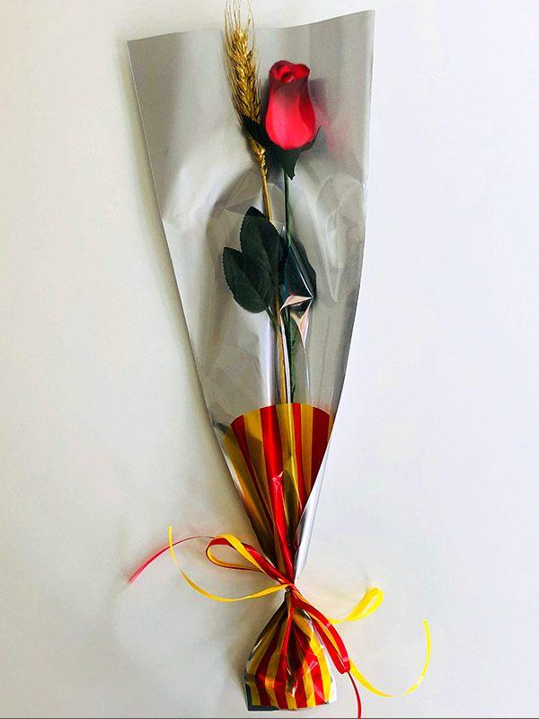 Rosa Sant Jordi más vendida
