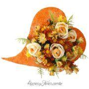 ramo-artificial-naranja