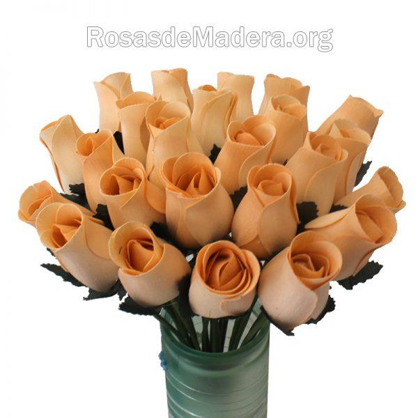 Rosa madera coral